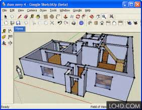 Sketchup Floor Plan Download by Google Sketchup Download