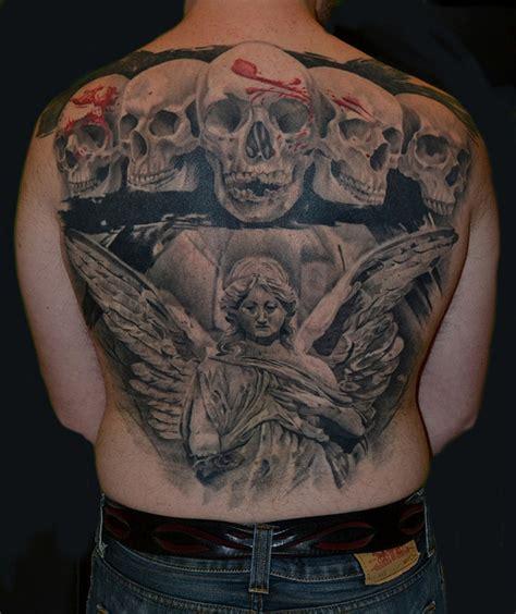 angel skull tattoo designs skull tattoos for top 30 skull designs