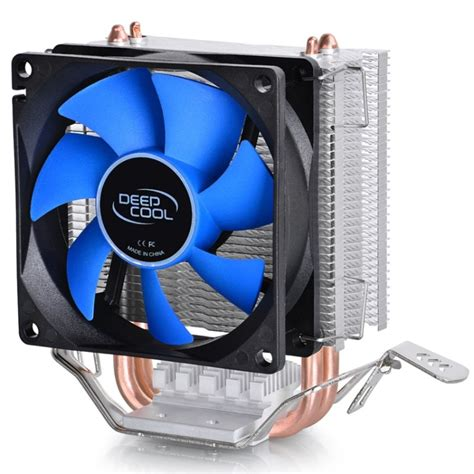 fan that uses ice to cool cpu cooler mini ice cpu fan multi platform 8cm