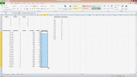excel tutorial nested if function ms excel arrays nested if vlookup and conditional
