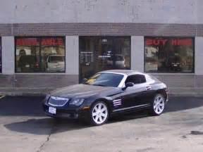 Chrysler Crossfire For Sale Chrysler Crossfire For Sale Carsforsale
