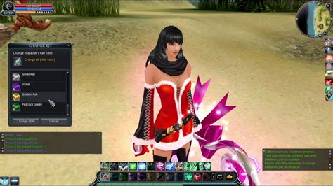 Cabal Change Kit Hairstyle Charming by Change Kit Hair Style Novice On Charming Bug
