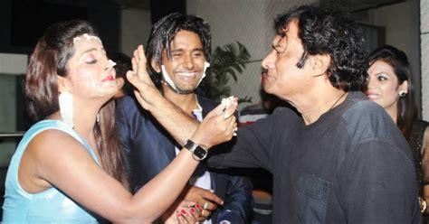 naseeb film ggs photos of anjana singh 24th birthday bash 2013