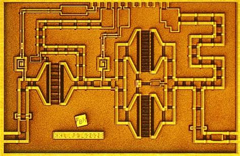 monolithic microwave integrated circuits 中文 air to turn 0 14 micron mmic technology to industry for advanced radar