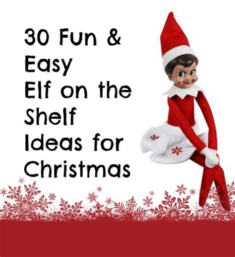 On The Shelf Ideas 2013 by Elves Pictures To Pin On Pinsdaddy