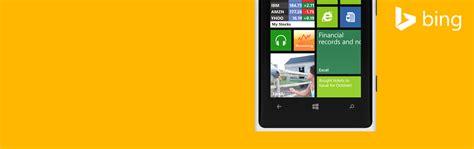 bing wallpaper windows phone 8 download bing for windows phone movie video