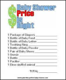 baby shower protocol the world s catalog of ideas