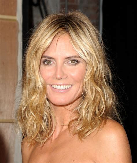 nudo hair west street heidi klum nude lipstick heidi klum beauty looks