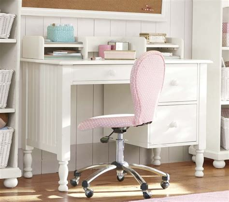 Small Desk With Storage Storage Desk Small Hutch Desks And Hutches San Francisco By Pottery Barn