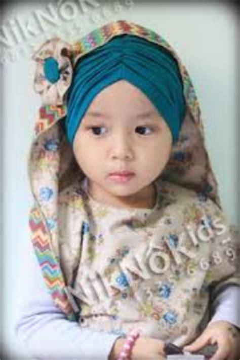 Abaya Arab Anak 2 model busana modern anak anak terbaru new tutorial