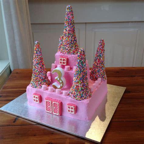 princess castle cake  bathonian