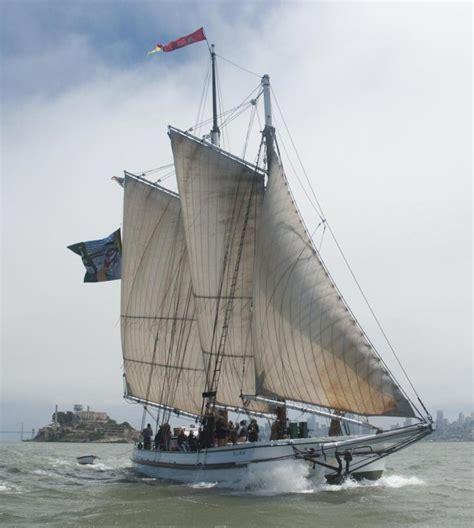 scow schooner alma photo gallery u s national park service