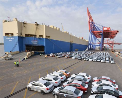 Car Shipping Ports by India Gets Major Boost For Coastal Transportation Of