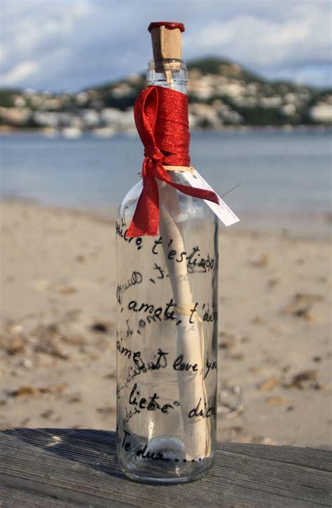 quiero unos barcos se botella mensaje en botella especial te quiero la botella de nur