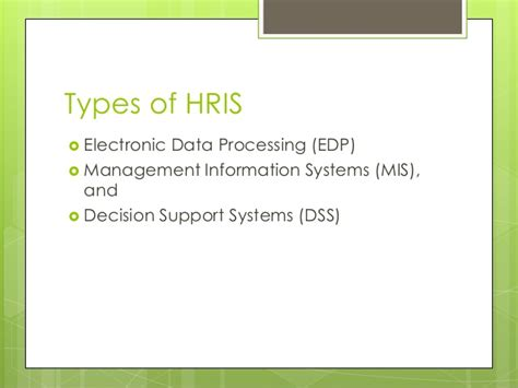 Information Systems Mba Notes by Hr Hris