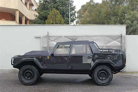 lamborghini hummer lamborghini lm 002 only production lambo 4x4 made