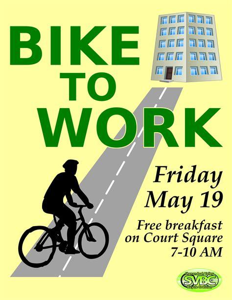 Bike To Work 8 bike to work day shenandoah valley bicycle coalition