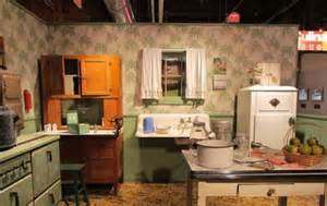 1940 Kitchen Design by The Culinary Arts Museum In Providence Rhode Island