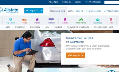 PAY BILLS ONLINE WITH ALLSTATE INSURANCE   MyCheckWeb.Com