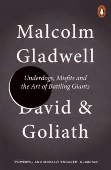audiobook david and goliath underdogs misfits and the david and goliath underdogs misfits and the art of