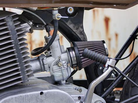 Offener Luftfilter Motorrad by Offener Luftfilter Motorrad Mit Abe Automobil Bau Auto