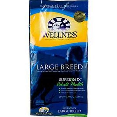 wellness large breed puppy food wellness super5mix large breed health food reviews viewpoints