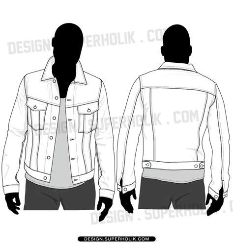 Fv4 Flop Varsity Black Hos fashion design templates vector illustrations and clip artsdenim jacket template vector