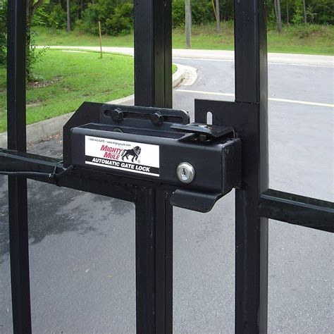 mighty mule gate opener automatic gate lock fm143 for mighty mule automatic gate openers new free s ebay