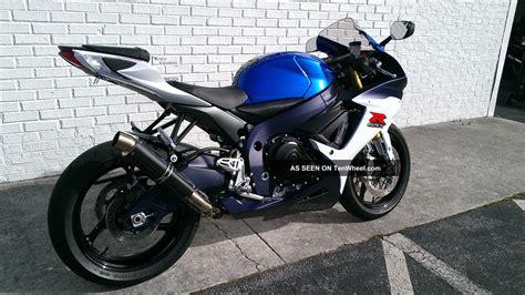 Suzuki Gsxr 750 2012 2012 Suzuki Gsx R 750