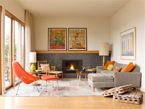 Modern Living Room by 30 Mesmerizing Mid Century Modern Living Rooms And Their
