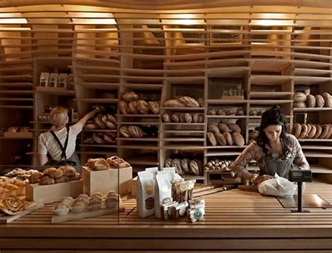 workshop layout for bread and pastry basket bakery shop interior design