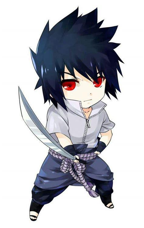 imagenes de kakashi kawaii chibi sasuke anime amino