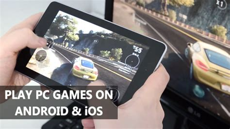 play android games on pc how to play your favorite pc games on android and ios