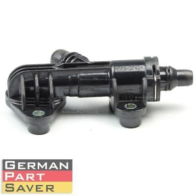 engine coolant thermostat  housing assy fit bmw