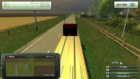 maps to the trailer farming simulator 2013 mods semi trailers flatbeds modern american map