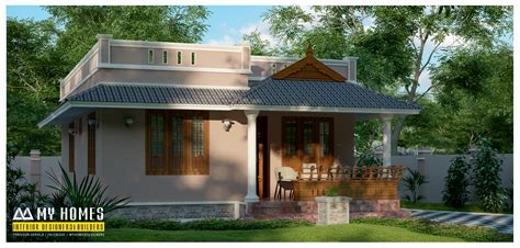 Small Budget House Plans Kerala Small House Plan In Kerala