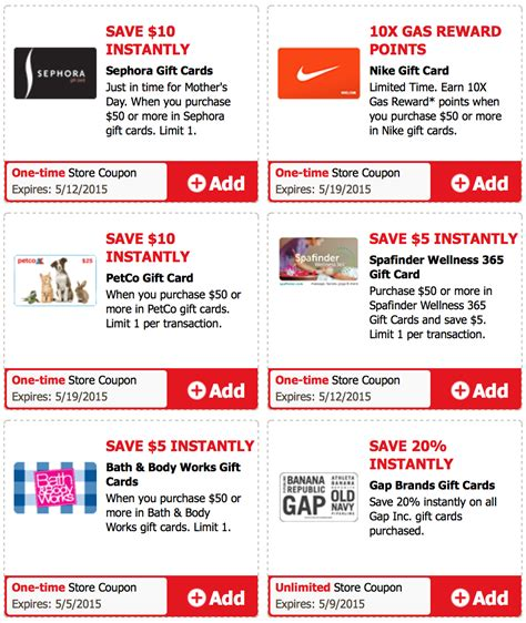 Ikea Gift Cards At Safeway - safeway affiliates multiple gift card discount ecoupons sephora bath body works