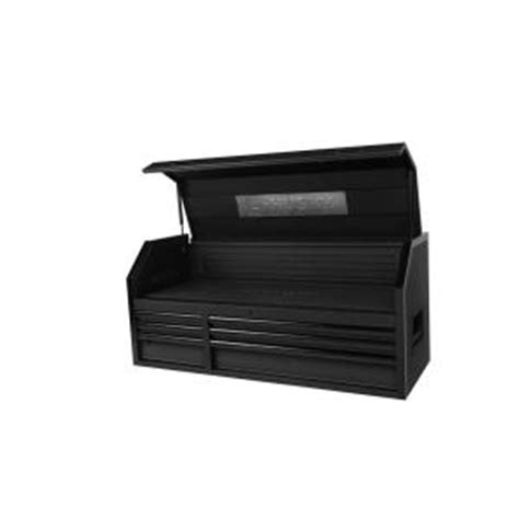 husky 6 drawer tool box husky 52 in 6 drawer tool chest textured black h52ch6