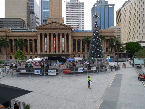 brisbane city christmas live in bne