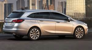 Opel Vauxhall Astra This Is The New 2016 Opel Vauxhall Astra Sports Tourer