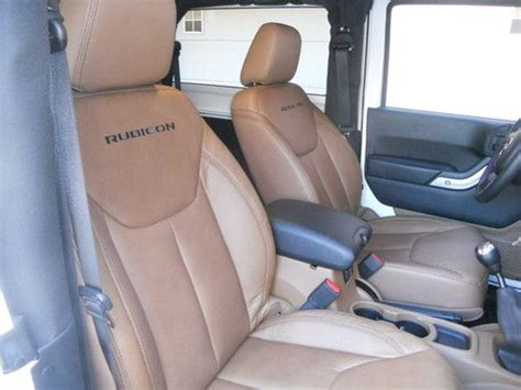 heated leather seats jeep wrangler find new 2013 jeep wranger rubicon hardtop 2 door
