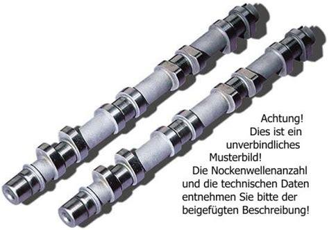 Motorrad Gabel Ventil by Nockenwellen Umschleifen Typ Yam7 Fj 1200