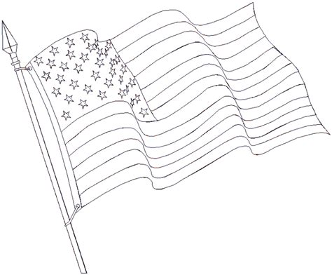 pages american flag american flag color pages az coloring pages