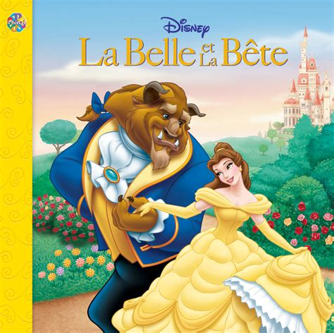 la belle et la couvertures images et illustrations de la belle et la b 234 te de walt disney