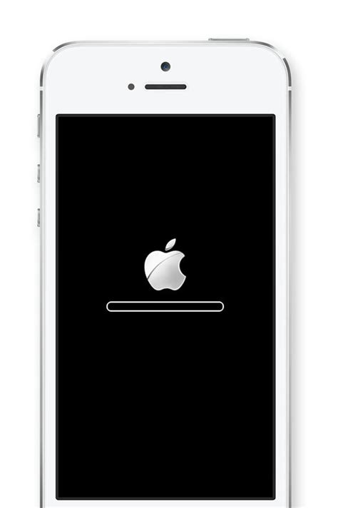iphone colors inverted iphones of the opposite color inverted boot screen