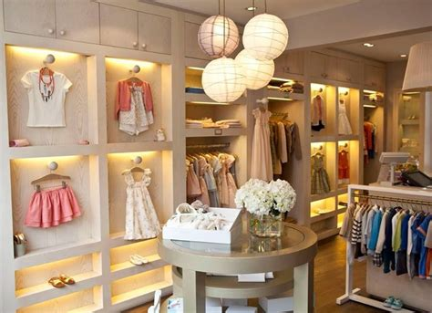 1000 ideas about clothing boutique interior on