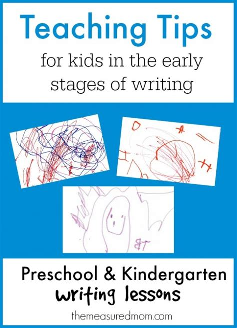 Child Development In Preschool Essay by Teaching Tips For Children In Different Stages Of Writing