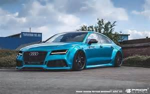 Audi Rs7 Tuning Prior Design Pd700r Widebody Audi Rs7 By Tuningblog Eu