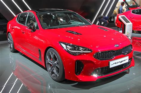 cars kia kia stinger wikipedia