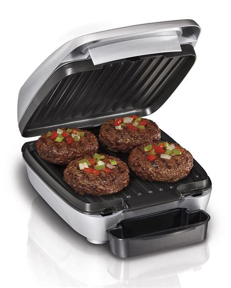 hamilton brands inc 25359 countertop grill with